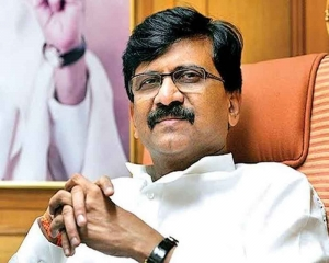 Sanjay Raut complains of chest pain, hospitalised