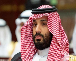 Saudi crown prince accuses Iran of twin tanker attacks