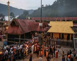 SC refers various religious issues, including women's entry to Sabarimala, to larger bench