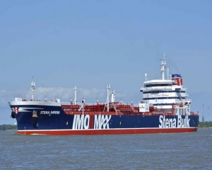 18 Indians aboard British-flagged oil tanker seized by Iran