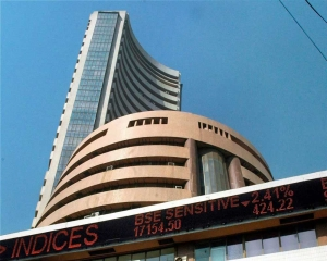 Sensex, Nifty rise for 3rd day in a row