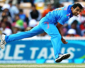 Shami becomes fastest Indian to reach 100 ODI wickets