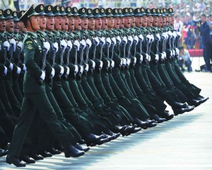 Show of strength at 70: China's global message