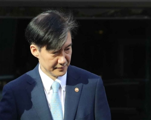 South Korean Justice Minister offers to resign amid scandal
