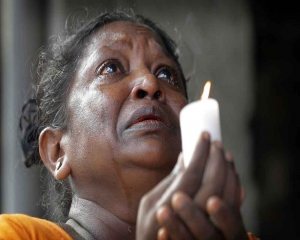 Sri Lanka observes 3-minute silence as death toll rises to 310 in  Easter Sunday attacks
