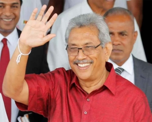 Sri Lankan leader says he became victim in abduction claim