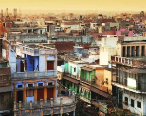 STF to crack down on squatters, unclog Delhi