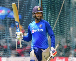 T20Is: Rohit needs only 8 runs to regain top spot