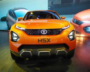 Tata Motors launches Harrier SUV;price starts at Rs 12.69 lakh