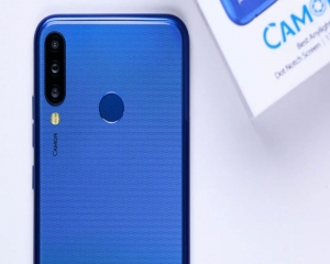 TECNO CAMON i4: Some competition for budget smartphones