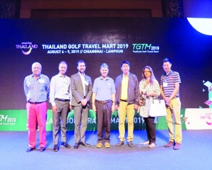 Thailand Golf Travel  Mart heads for Chiang Mai