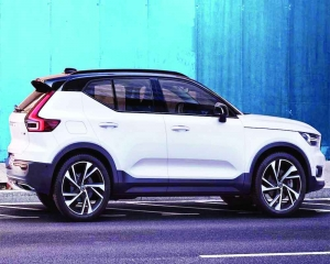 The rise of SUVs