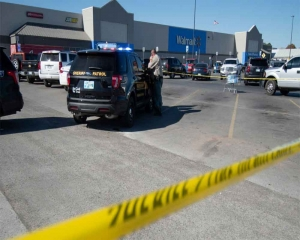 Three dead in Oklahoma Walmart shooting, including gunman