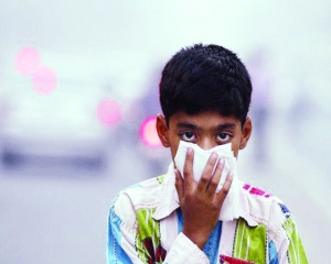Toxic air harming our children with every breath