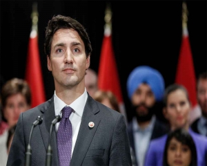 Trudeau to US: Don't sign China trade deal unless Canadians freed
