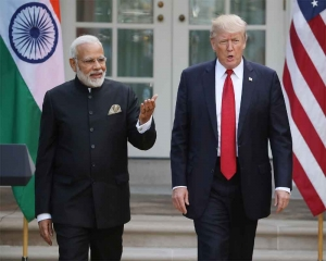 Trump, Modi joint address truly historic tribute to Indian-Americans' contributions