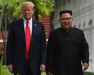 Trump says still has 'confidence' in North Korea's Kim