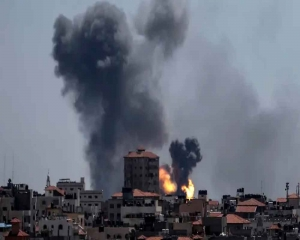Two Palestinians killed in new Israeli strike: Gaza ministry