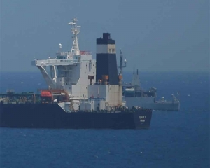 UK says seized Iranian oil tanker could be released