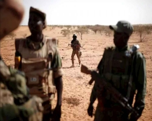 UN peacekeeper killed, four wounded in Mali