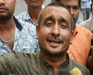 Unnao case: Expelled BJP MLA Kuldeep Sengar brought to AIIMS to record statement of survivor