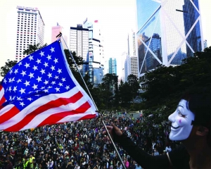 US law can't usher in democracy in Hong Kong