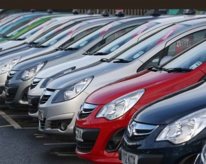 Vehicle sales collapse in April