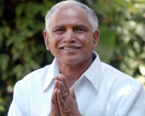 Volcano waiting to erupt in Cong-JD(S) alliance: Yeddyurappa