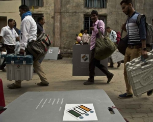 Voting begins for 3rd and largest phase of LS polls in 14 states, UTs