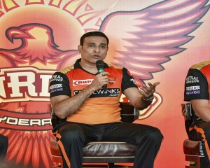 Warner's leadership skills are unmatched: SRH mentor VVS Laxman