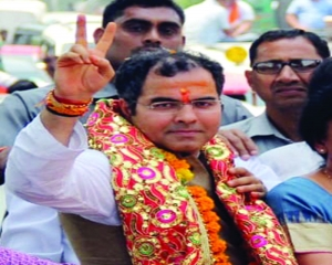Will tackle gridlock, air pollution: BJP's Verma