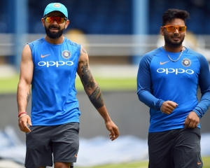 World Cup countdown: Time for Pant to make strong case in New Zealand T20s