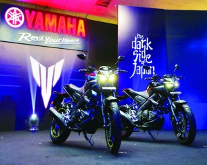Yamaha launches MT 15 priced at Rs 1.36 lakh
