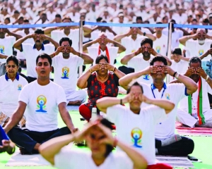 Yoga as culture revival