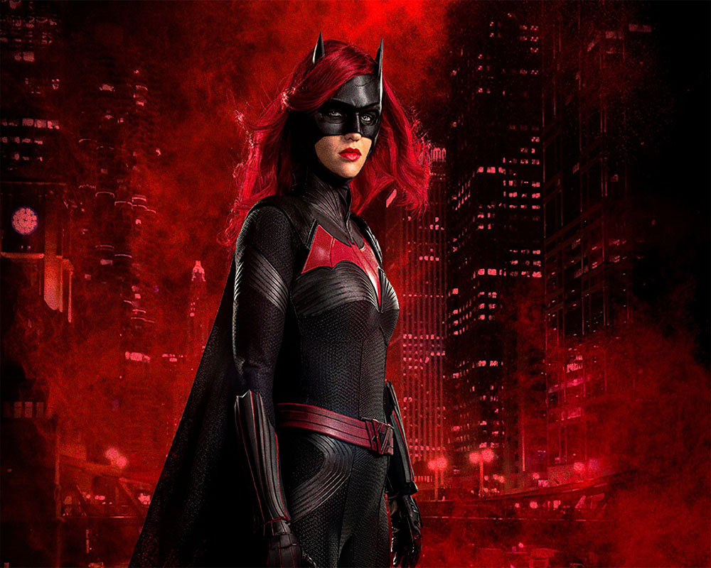'Batwoman' to introduce new title character after Ruby Rose's exit