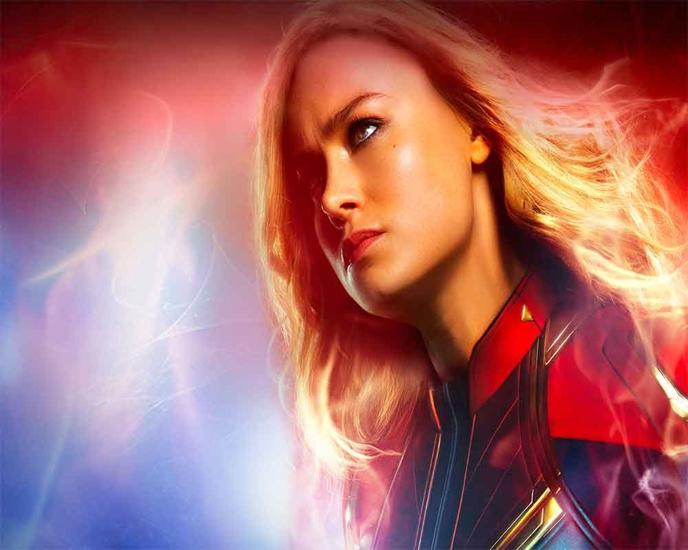 'Captain Marvel' sequel in works