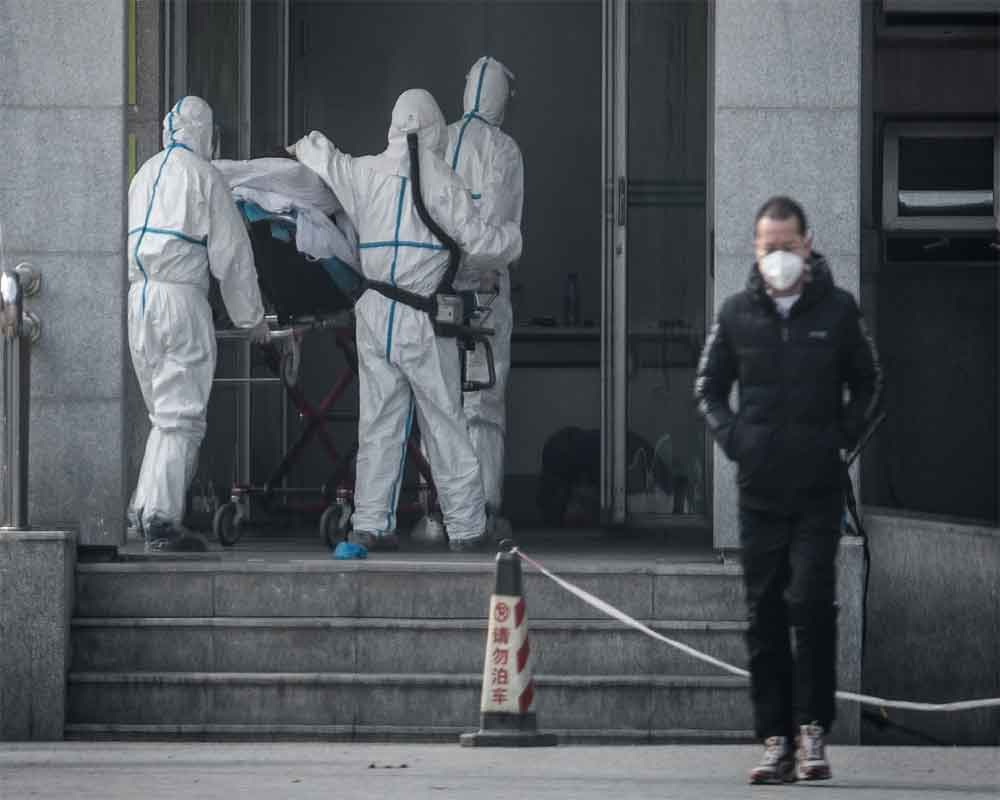 'No evidence' of virus spread between humans outside China: WHO