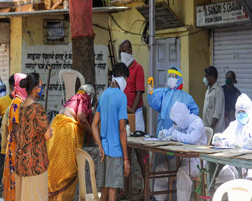 1,751 new coronavirus patients found in Mumbai, 27 deaths