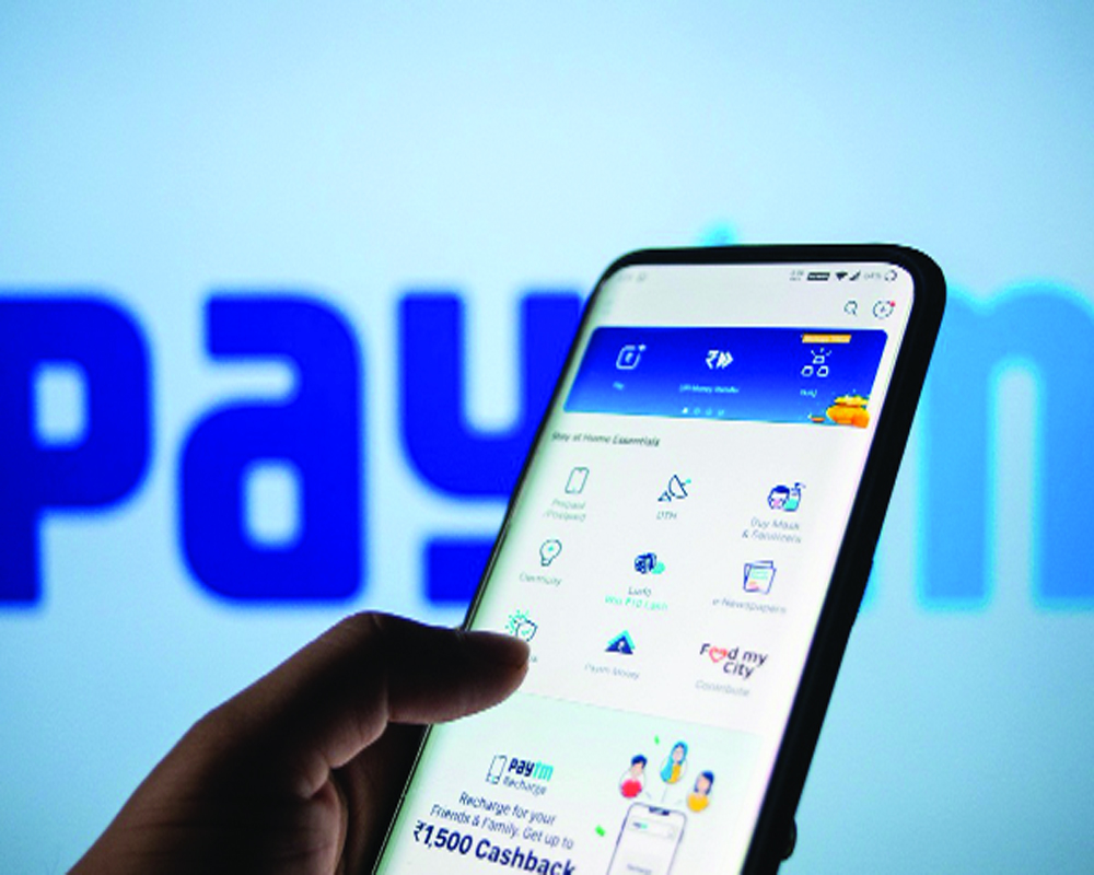 2% fee on credit card use to top up Paytm wallets