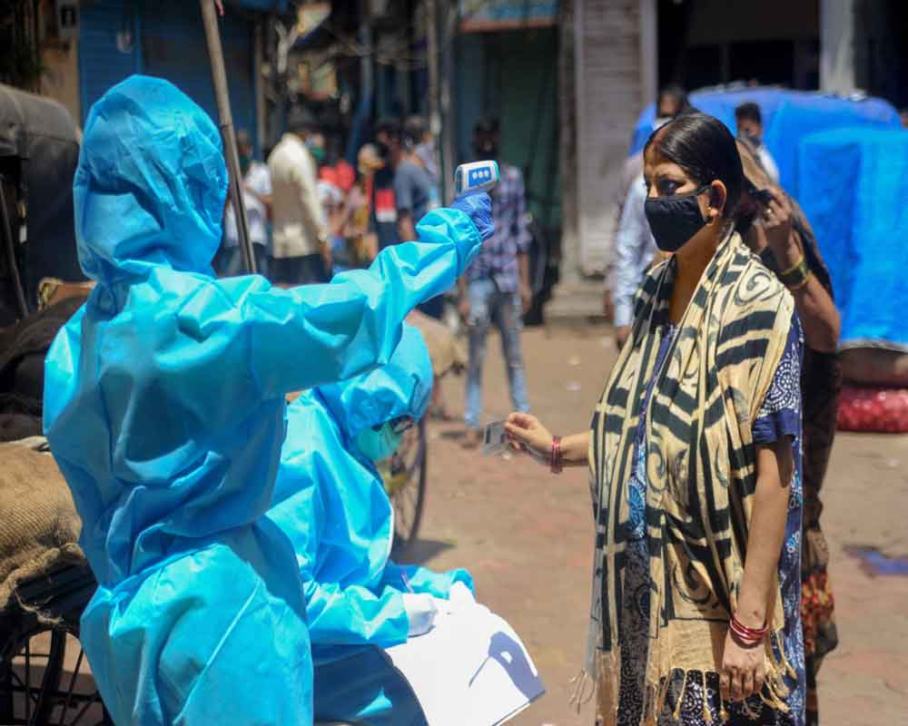 25 new coronavirus cases in Dharavi, no new death reported