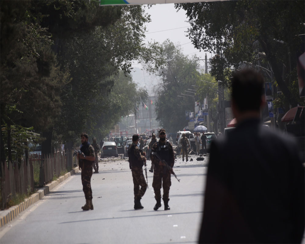 6 dead, over 25 injured in Kabul rocket attacks