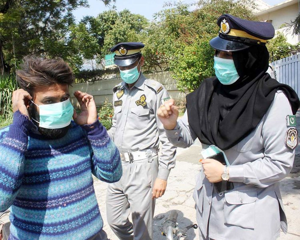 799 new COVID-19 cases detected in Pak, tally reaches 308,217