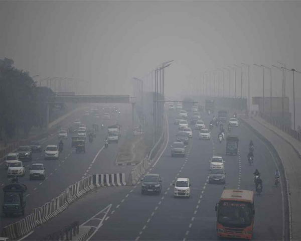 Air pollution linked to more severe rhinitis symptoms