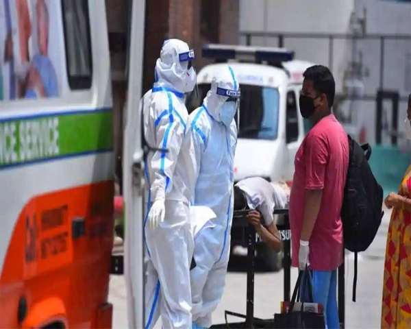 COVID-19: Delhi records 5,739 cases, highest single-day spike; death toll climbs to 6,423