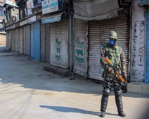 EU calls for swift withdrawal of remaining restrictions in Kashmir