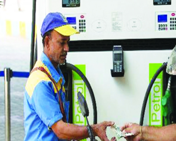 Fuel prices are burning