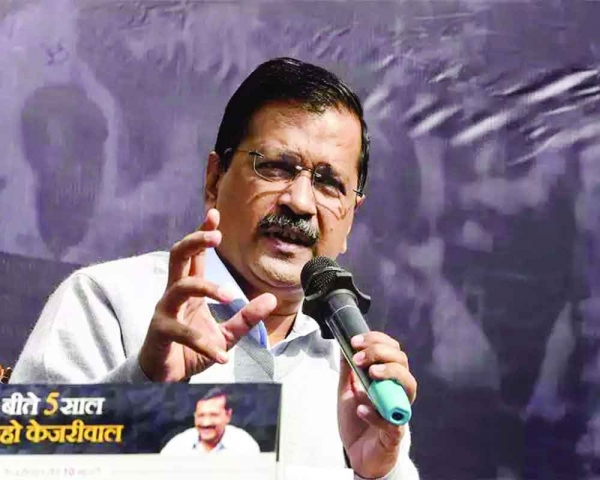 Kejriwal to file papers today