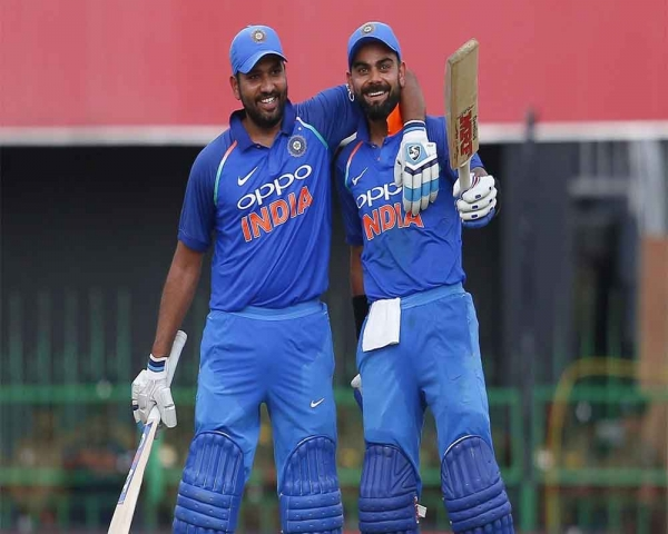 Kohli, Rohit consolidate top batting positions; Bumrah leads bowlers pack in ICC ODI rankings
