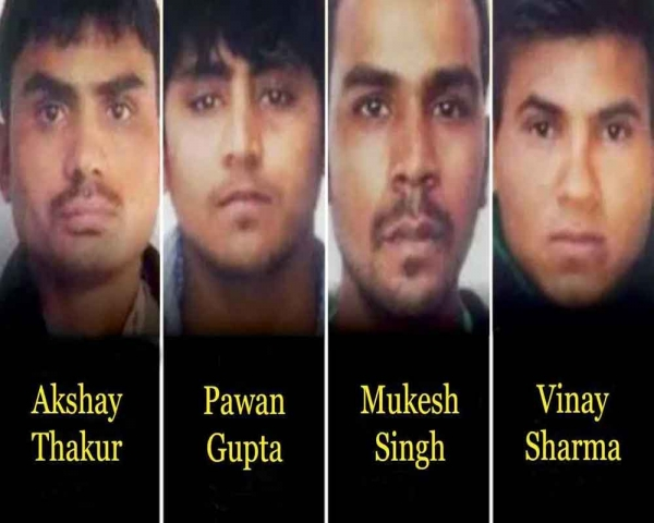 Nirbhaya case: Delhi court issues fresh death warrants for Mar 3 against 4 convicts