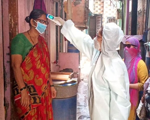 Thane district reports 1,749 new COVID-19 cases, 35 deaths